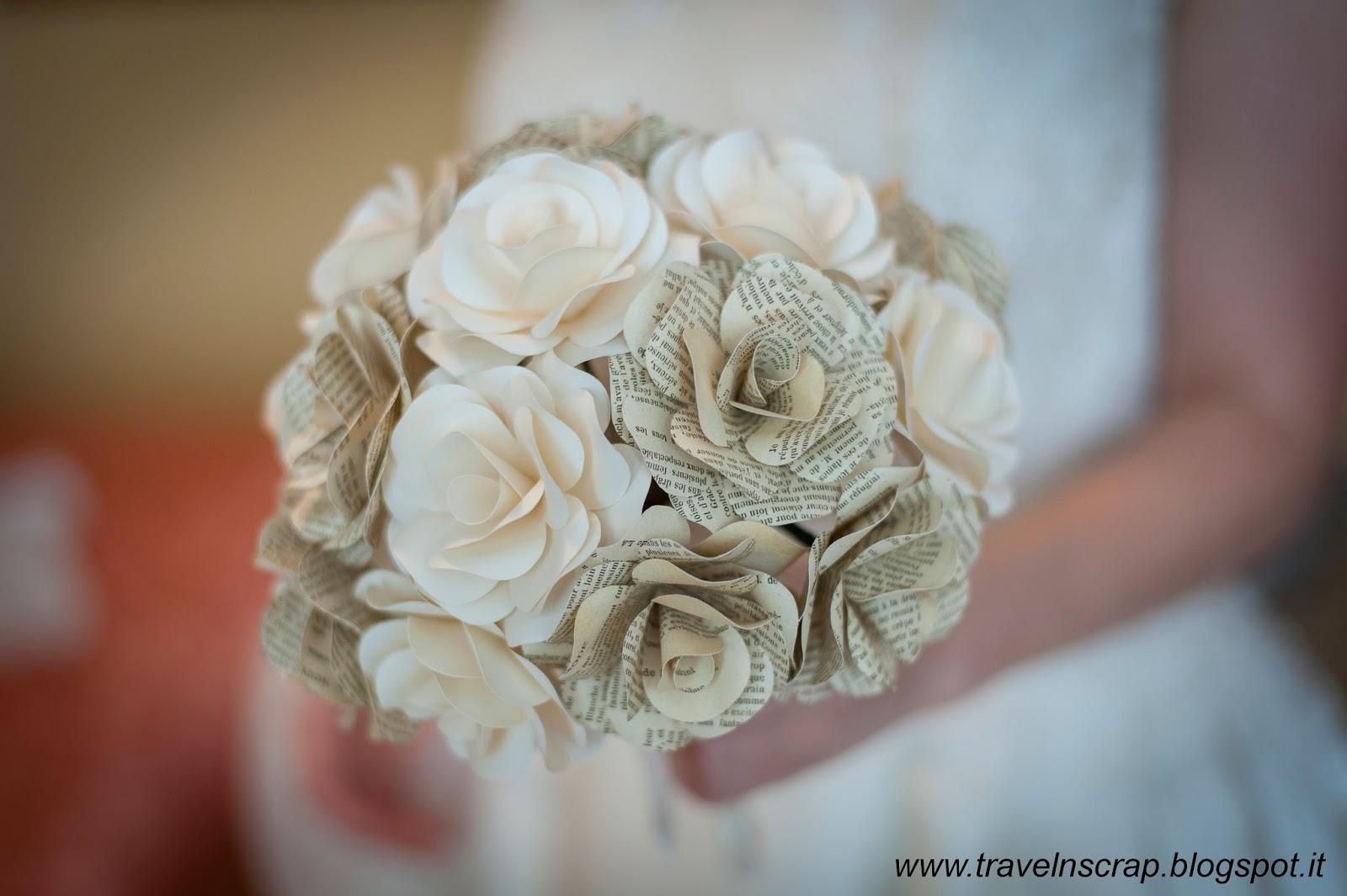 bouquet di carta paper bouquet rose di carta paper roses